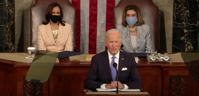 Biden addresses joint sessions of Congress